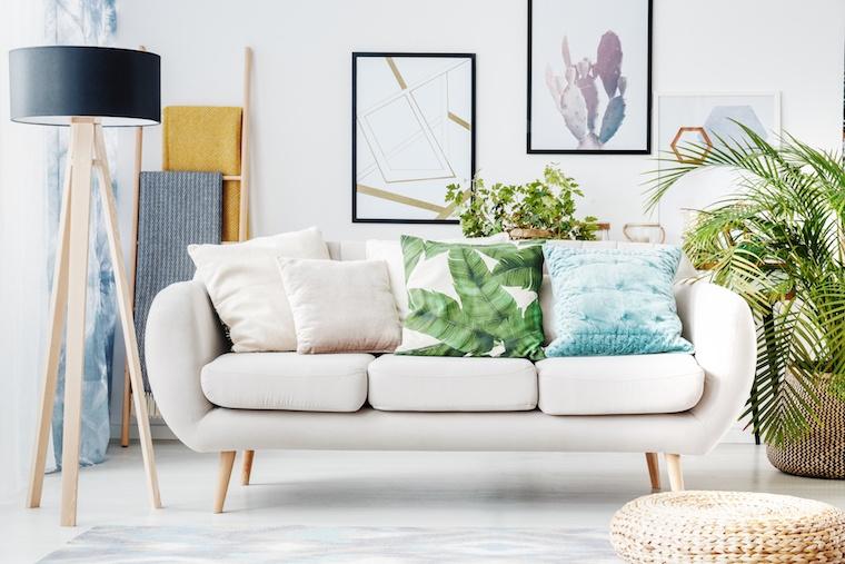 Plant-lady-pillow