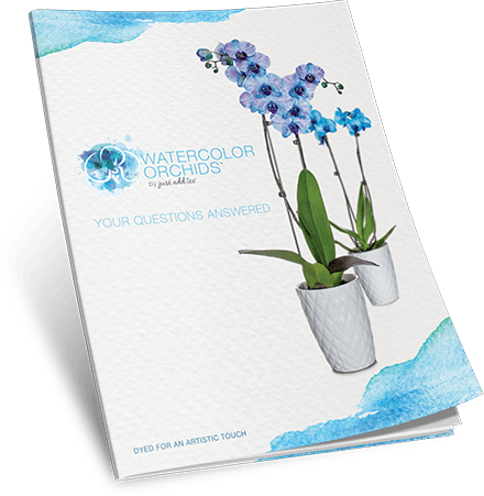 Watercolor Orchid FAQ