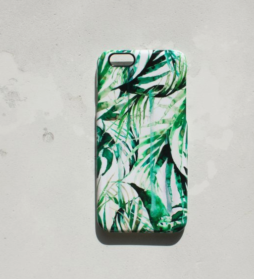 plant-lady-phone-case