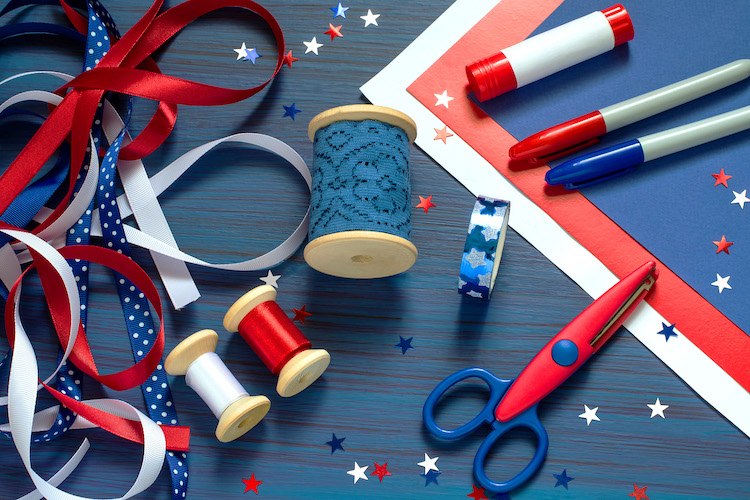 Last Minute Decorating Ideas for the Fourth of July